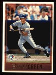 1997 Topps #214  Shawn Green  Front Thumbnail