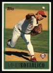 1997 Topps #14  Ricky Bottalico  Front Thumbnail