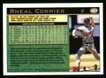 1997 Topps #467  Rheal Cormier  Back Thumbnail