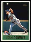 1997 Topps #467  Rheal Cormier  Front Thumbnail