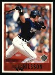 1997 Topps #183  Dave Nilsson  Front Thumbnail