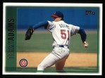 1997 Topps #191  Terry Adams  Front Thumbnail