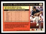 1997 Topps #432  Steve Wojciechowski  Back Thumbnail
