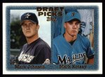 1997 Topps #483  Mark Kotsay / Mark Johnson  Front Thumbnail