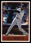 1997 Topps #322  Mark Whiten  Front Thumbnail