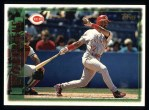 1997 Topps #371  Willie Greene  Front Thumbnail
