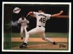 1997 Topps #434  Dustin Hermanson  Front Thumbnail