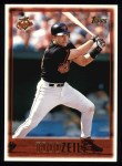1997 Topps #473  Todd Zeile  Front Thumbnail