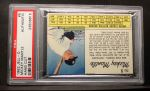 1962 Jello #5  Mickey Mantle  Front Thumbnail
