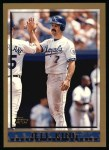1998 Topps #286  Jeff King  Front Thumbnail