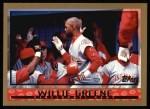 1998 Topps #104  Willie Greene  Front Thumbnail