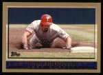 1998 Topps #376  Tom Goodwin  Front Thumbnail