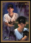 1998 Topps #251  Pable Ortega / James Manias  Front Thumbnail