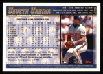 1998 Topps #396  Ugueth Urbina  Back Thumbnail