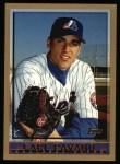 1998 Topps #458  Carl Pavano  Front Thumbnail