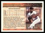 1998 Topps #203  Armando Benitez  Back Thumbnail