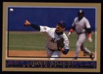 1998 Topps #191  Dave Mlicki  Front Thumbnail