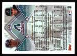 1998 Topps #498  Jhensy Sandoval / Vladimir Nunez  Back Thumbnail