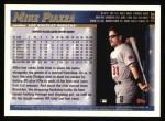 1998 Topps #100  Mike Piazza  Back Thumbnail