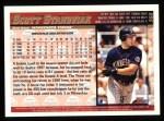 1998 Topps #368  Scott Stahoviak  Back Thumbnail