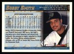 1998 Topps #466  Bobby Smith  Back Thumbnail