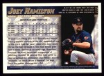 1998 Topps #112  Joey Hamilton  Back Thumbnail