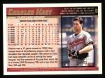 1998 Topps #85  Charles Nagy  Back Thumbnail