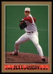 1998 Topps #81  Jeff Shaw  Front Thumbnail