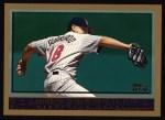 1998 Topps #28  Eddie Guardado  Front Thumbnail