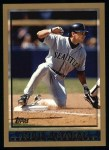 1998 Topps #229  Rich Amaral  Front Thumbnail