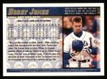1998 Topps #417  Bobby Jones  Back Thumbnail