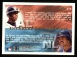 1998 Topps #479   -  Mike Piazza / Ken Griffey Jr. IL Back Thumbnail