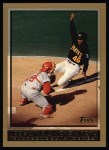 1998 Topps #365  Jermaine Allensworth  Front Thumbnail