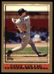 1998 Topps #382  Todd Greene  Front Thumbnail