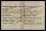 1958 Parkhurst #7   -  Tom Johnson In Action Back Thumbnail