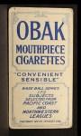 1910 T212 Obak 175 Gene Krapp  Back Thumbnail