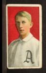 1909 T206 #72 PHL Eddie Collins  Front Thumbnail