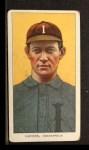 1909 T206  Jack Hayden  Front Thumbnail