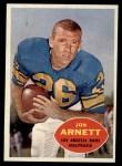 1960 Topps #64  Jon Arnett  Front Thumbnail