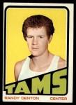 1972 Topps #202  Randy Denton   Front Thumbnail