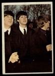1964 Topps Beatles Color #59   John, Paul and Ringo Front Thumbnail