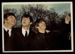 1964 Topps Beatles Color #23   John, Paul and Ringo Front Thumbnail