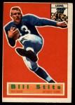 1956 Topps #56  Bill Stits  Front Thumbnail