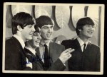 1964 Topps Beatles Black and White #64  Paul McCartney  Front Thumbnail