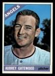 1966 Topps #42  Aubrey Gatewood  Front Thumbnail