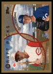 1999 Topps #439  Austin Kearns / Chris George  Front Thumbnail
