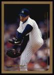 1999 Topps #422  Orlando Hernandez  Front Thumbnail