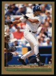 1999 Topps #335  Bernie Williams  Front Thumbnail