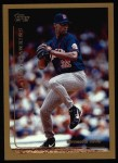 1999 Topps #169  LaTroy Hawkins  Front Thumbnail