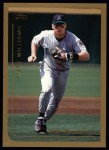 1999 Topps #120  Matt Williams  Front Thumbnail